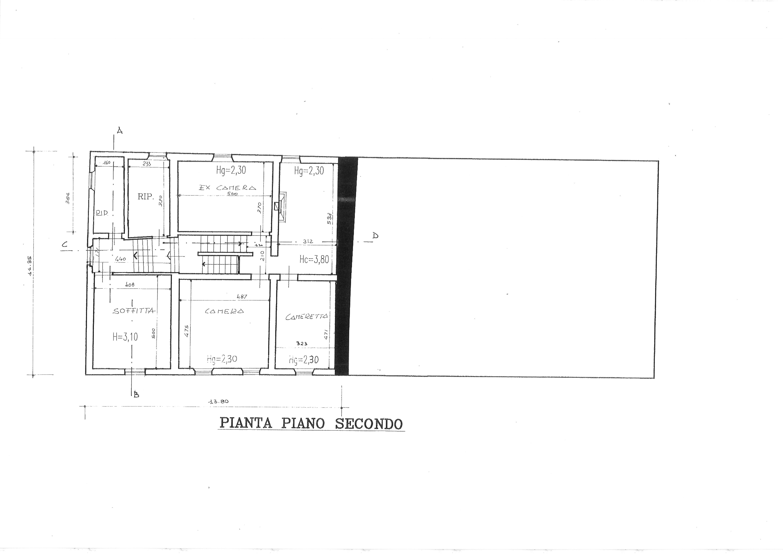 Planimetria 3/3 per rif. trf mmac 195