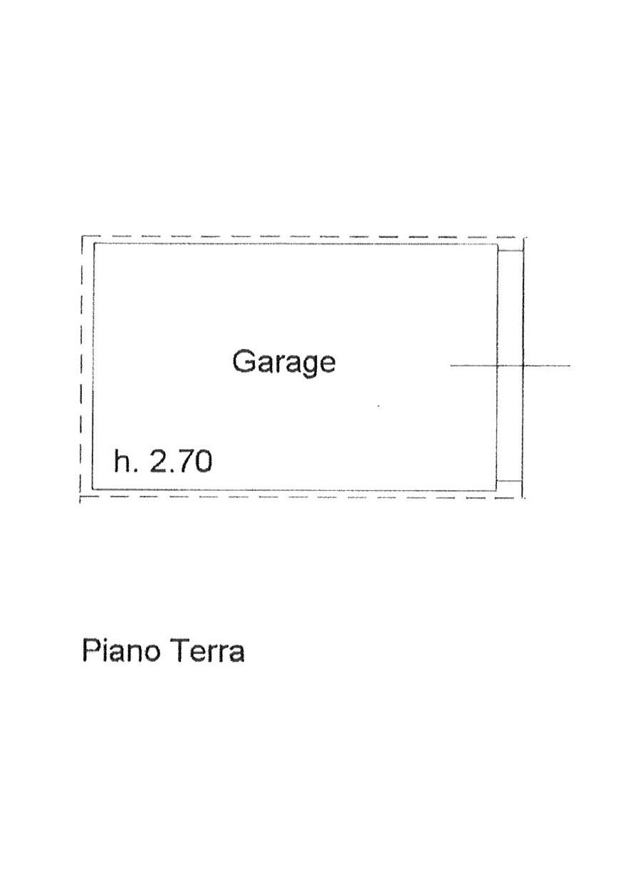 Planimetria 2/2 per rif. ap altop 119