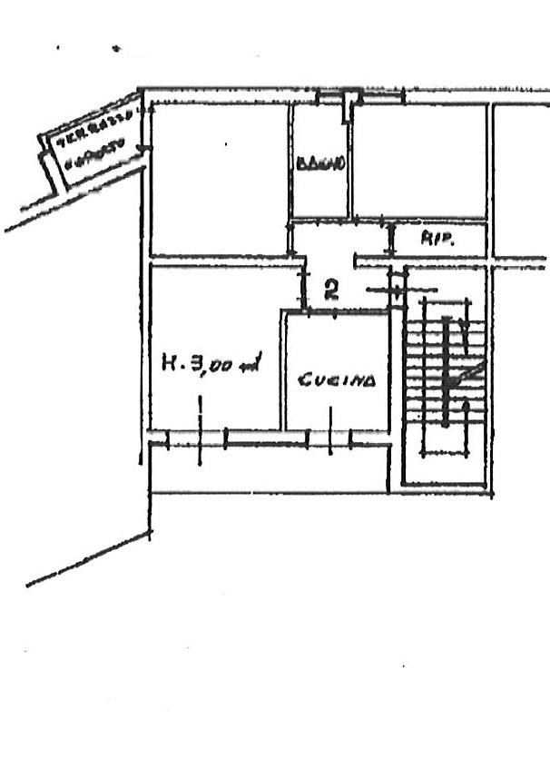 Planimetria 1/1 per rif. ap svito 115