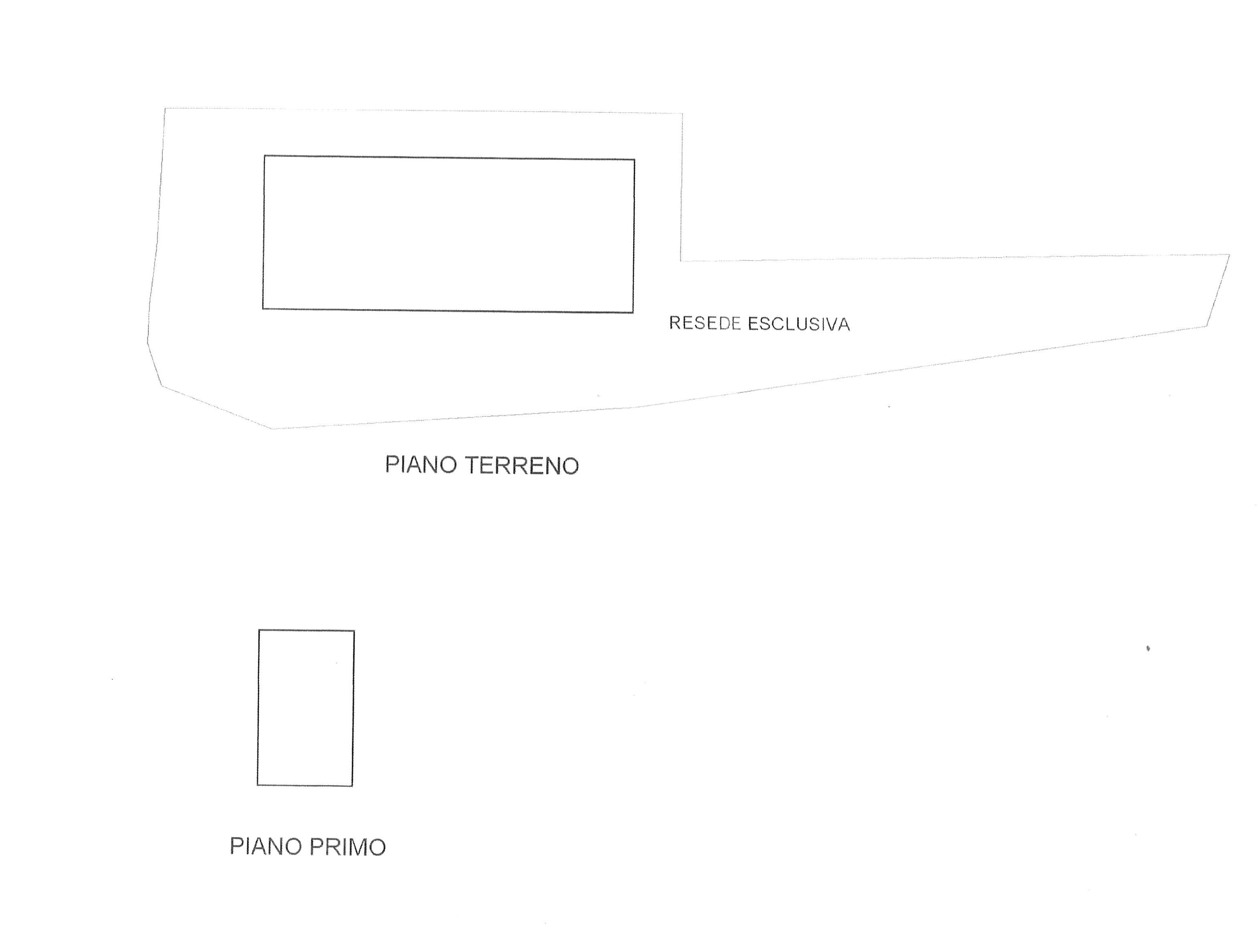 Planimetria 1/2 per rif. fond alto 800