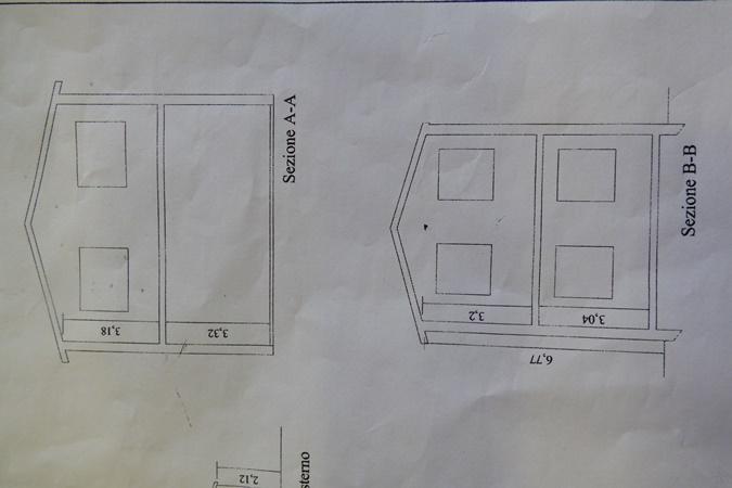 Planimetria 8/8 per rif. T02