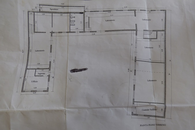 Planimetria 4/8 per rif. T02