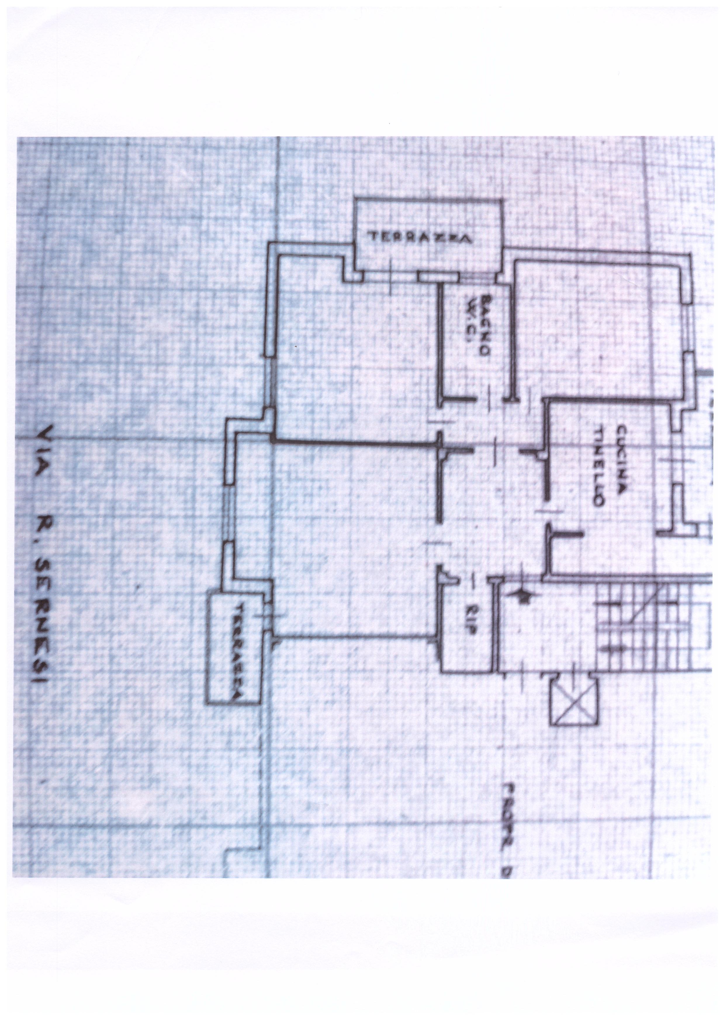 Planimetria 1/3 per rif. PIOPPINI