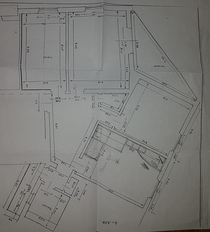 Planimetria 1/2 per rif. tri/ne
