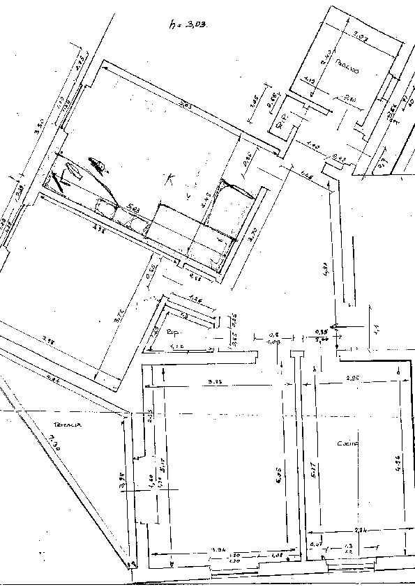 Planimetria 2/2 per rif. tri/ne