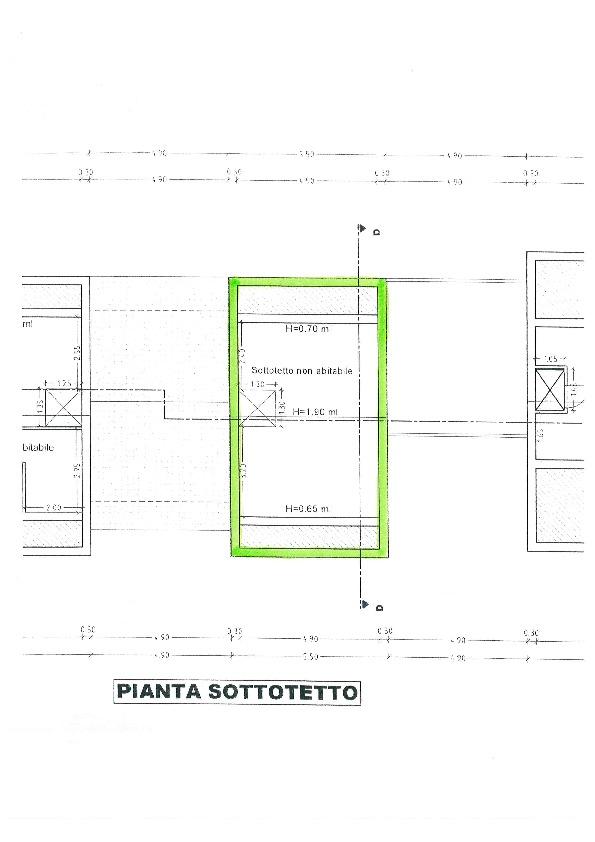 Planimetria 2/3 per rif. BC107