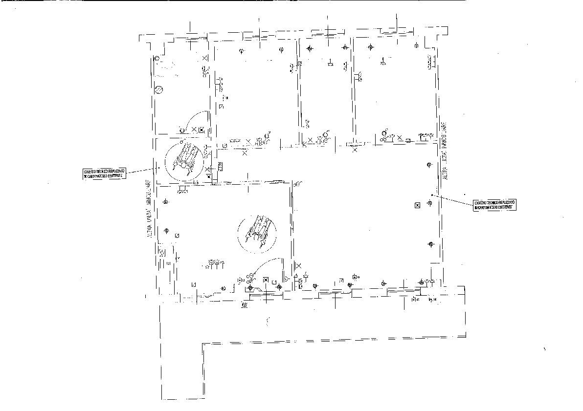 Planimetria 2/2 per rif. BC114