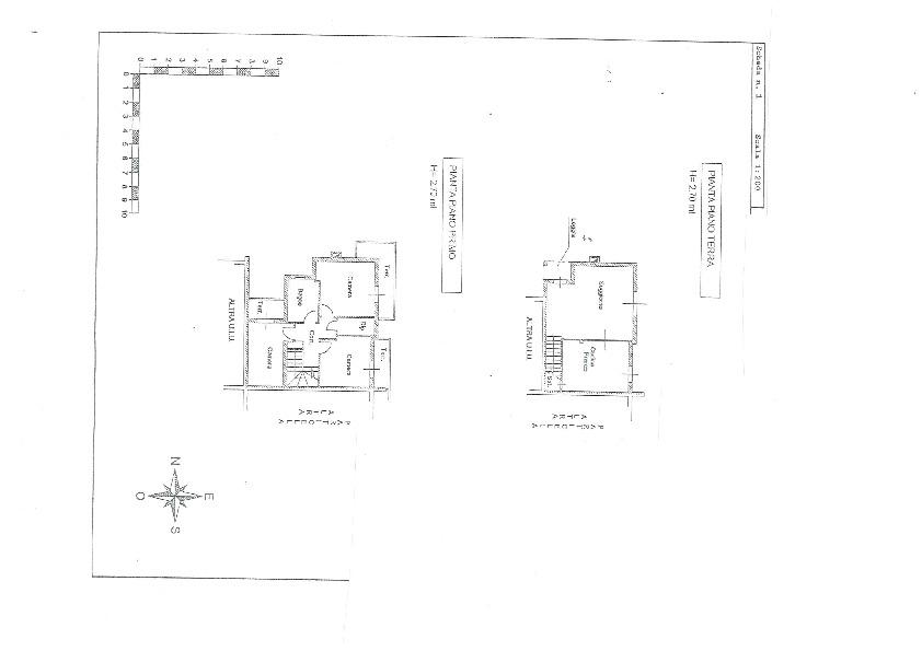 Planimetria 1/1 per rif. BC256