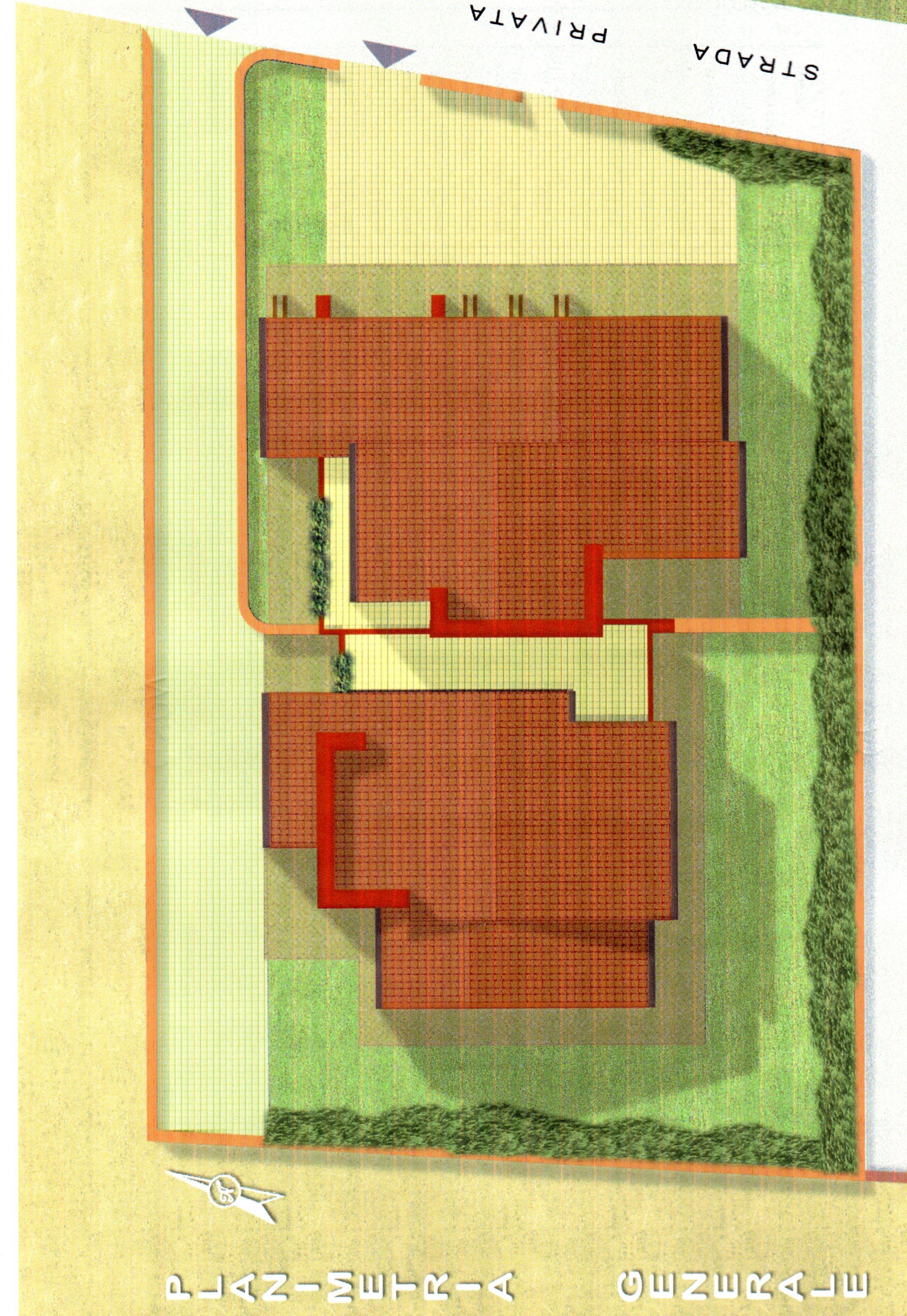 Planimetria 1/3 per rif. BC123