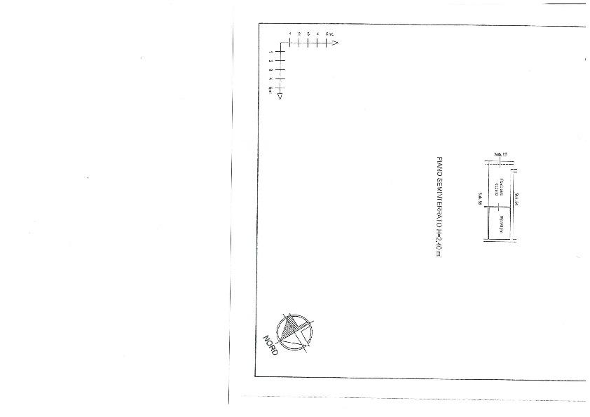 Planimetria 2/2 per rif. BC130