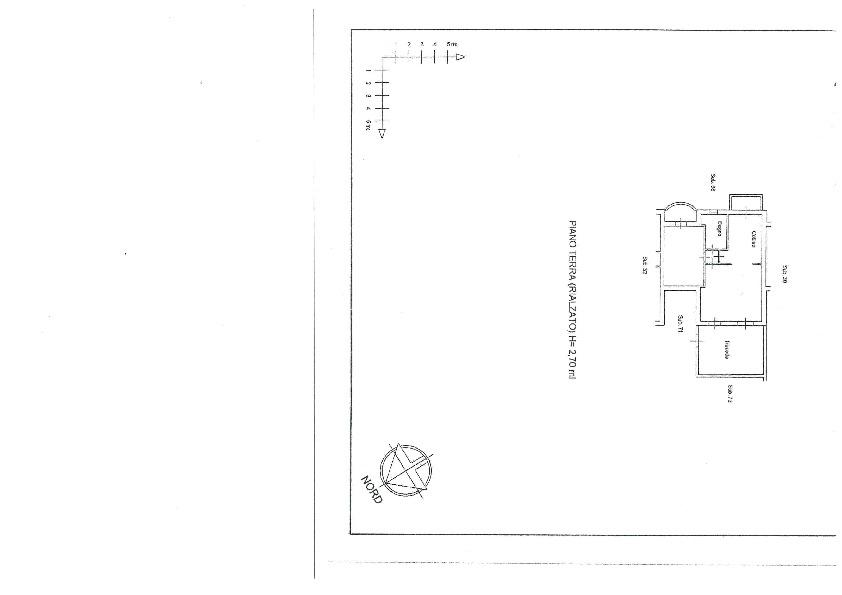 Planimetria 1/2 per rif. BC130