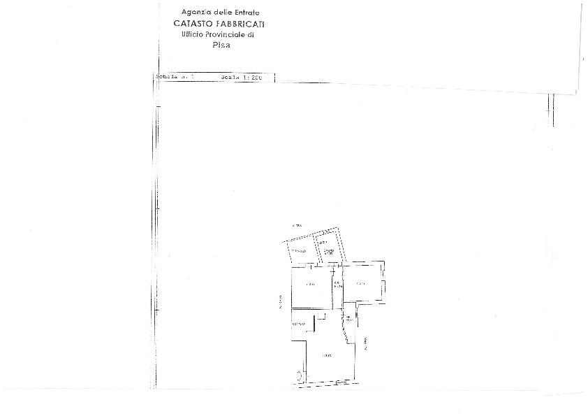 Planimetria 1/1 per rif. BC142