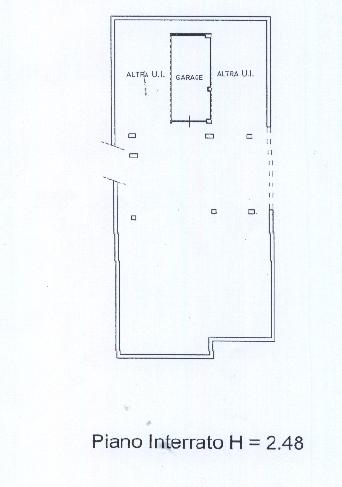 Planimetria 2/2 per rif. BC148