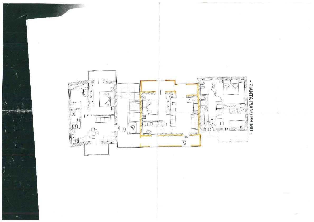 Planimetria 1/1 per rif. BC156