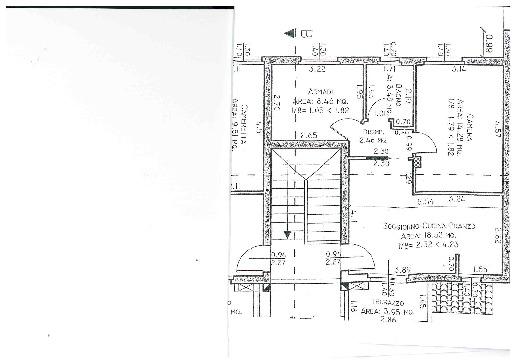 Planimetria 1/1 per rif. BC212