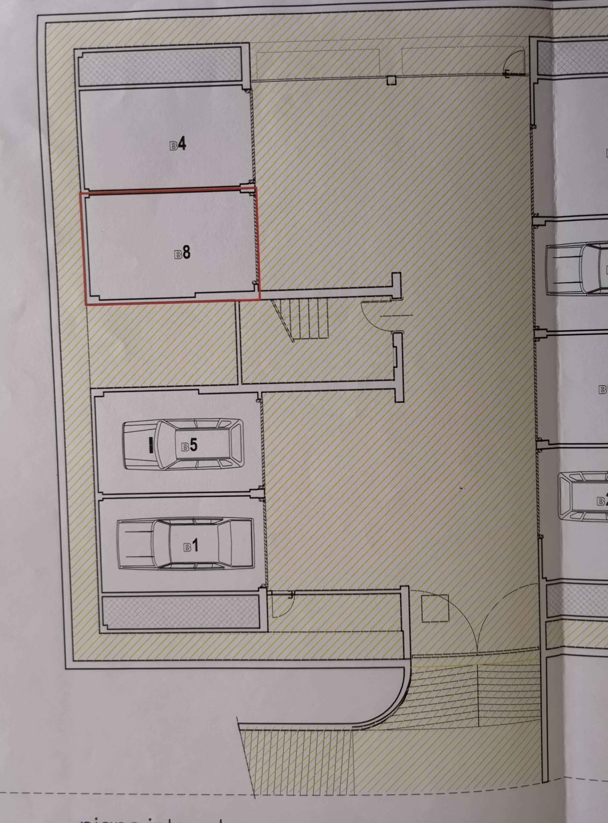 Planimetria 2/2 per rif. BC223