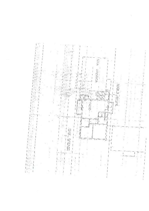 Planimetria 1/1 per rif. BC228