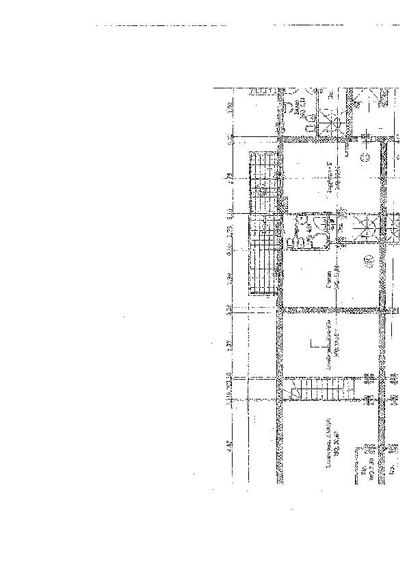 Planimetria 3/3 per rif. BC230