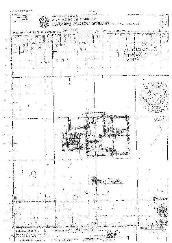 Planimetria 1/1 per rif. 2005