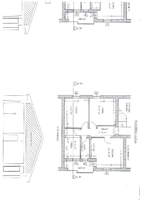 Planimetria 1/1 per rif. BC2016