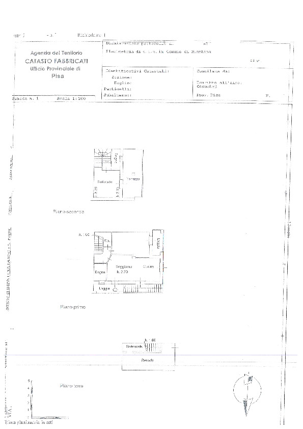 Planimetria 1/2 per rif. BC2021