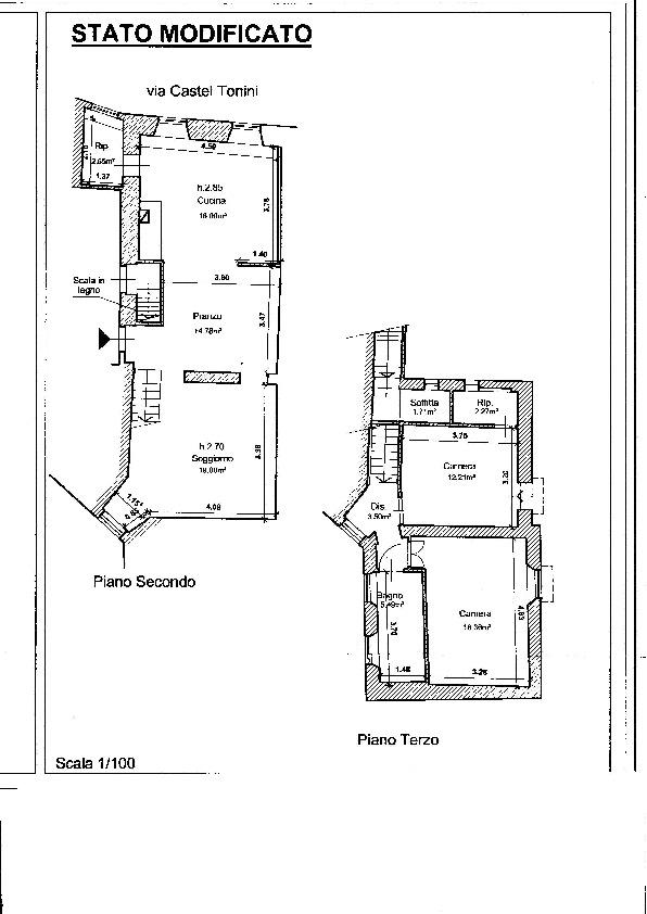 Planimetria 1/1 per rif. BC2028
