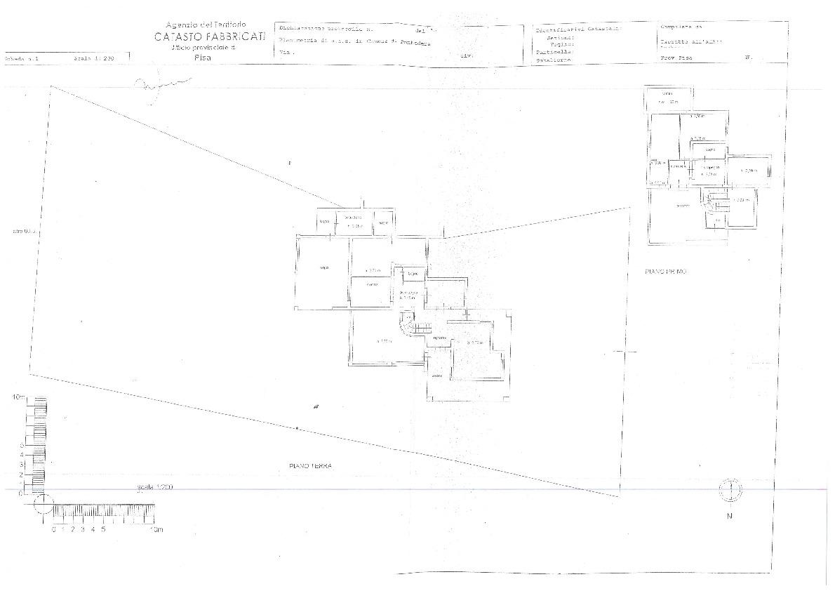 Planimetria 1/1 per rif. BC2033