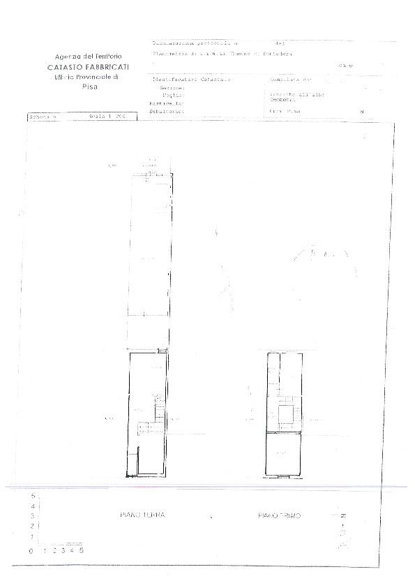 Planimetria 1/1 per rif. BC2035