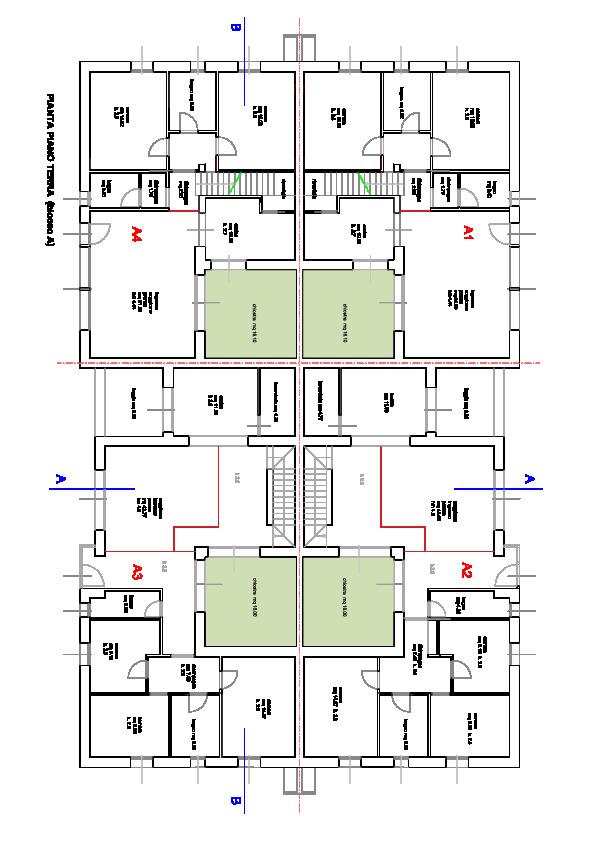 Planimetria 1/1 per rif. BC2039