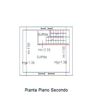 Planimetria 3/3 per rif. 2589