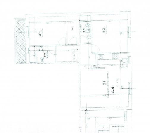 Planimetria 1/1 per rif. 2540