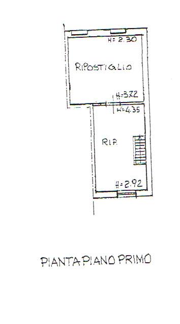 Planimetria 5/5 per rif. 2446