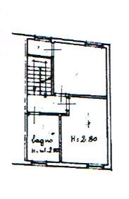 Planimetria 2/3 per rif. 2549