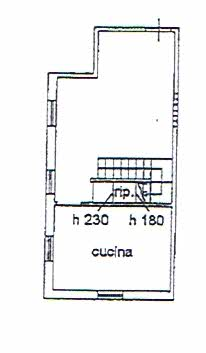 Planimetria 1/2 per rif. 2588