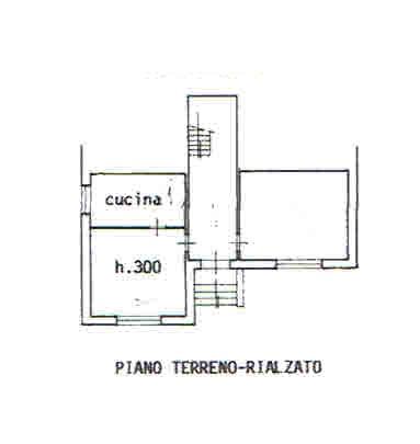 Planimetria 1/3 per rif. 2646