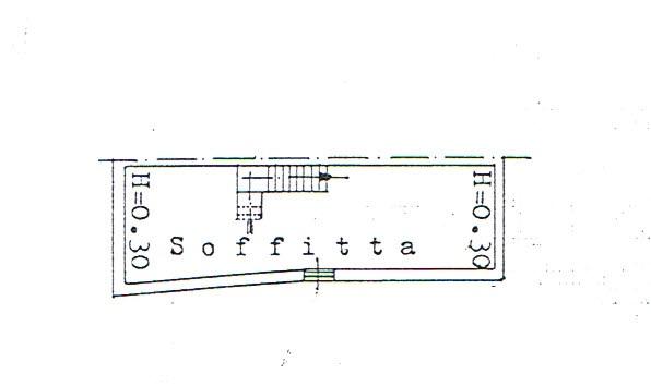 Planimetria 3/3 per rif. 2734