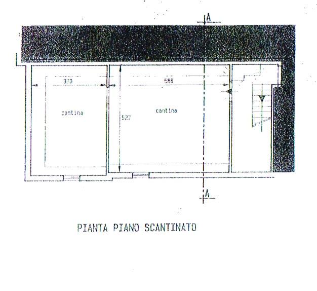 Planimetria 2/2 per rif. 2741