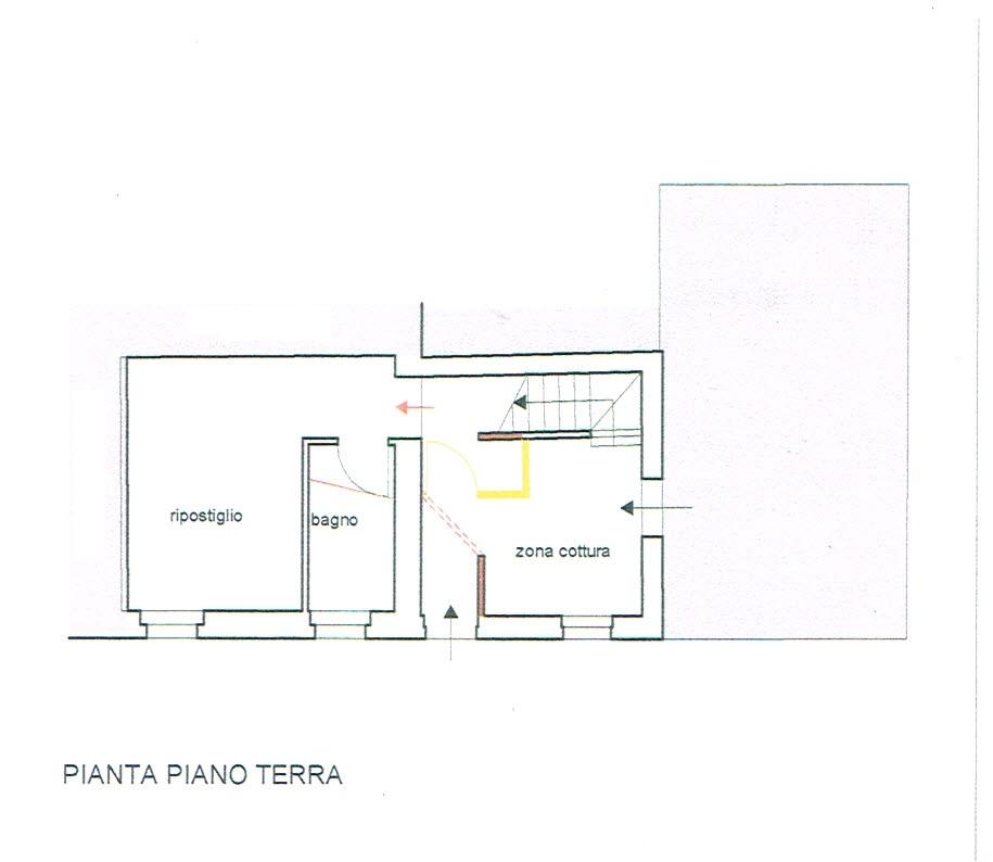Planimetria 1/2 per rif. 2479