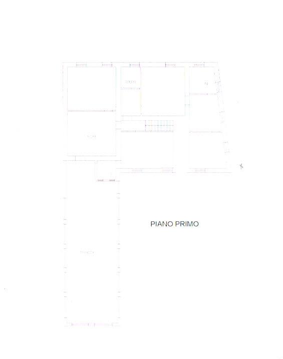 Planimetria 1/3 per rif. 2786