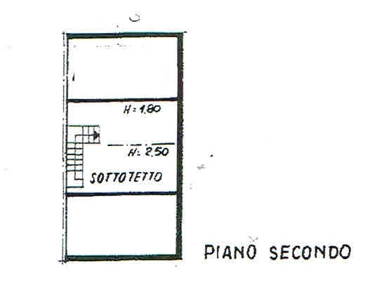 Planimetria 3/3 per rif. 2793