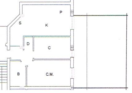 Planimetria 3/3 per rif. 2796