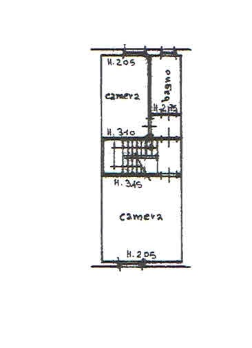 Planimetria 3/3 per rif. 2812