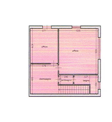 Planimetria 1/1 per rif. 21