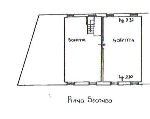 Planimetria 3/3 per rif. 2816