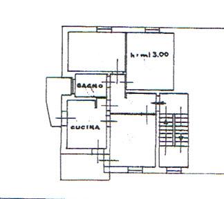 Planimetria 1/2 per rif. 2820
