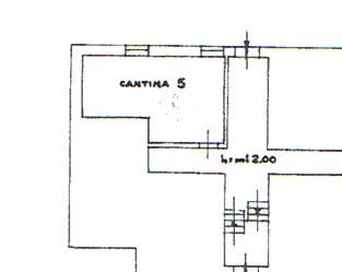 Planimetria 2/2 per rif. 2820