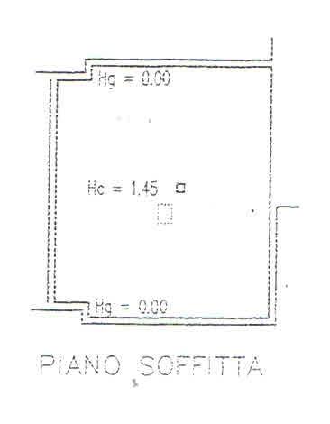 Planimetria 2/2 per rif. 2839