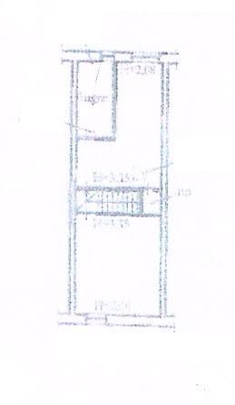 Planimetria 3/4 per rif. 2847