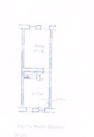 Planimetria 1/4 per rif. 2847