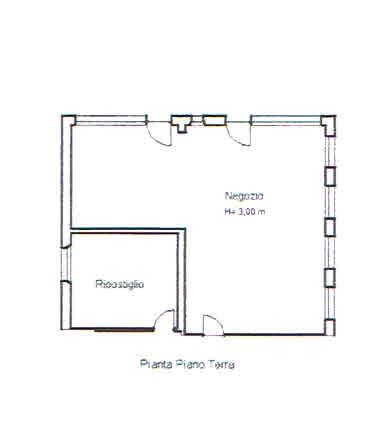 Planimetria 5/5 per rif. 2848